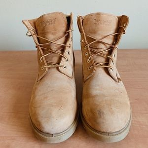 Mens Timberland Construction Boots
